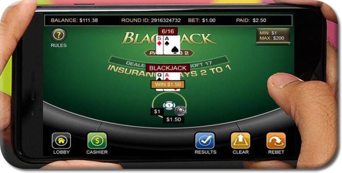 Smartphone Blackjack Games