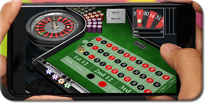 Smartphone Roulette Games