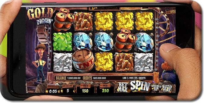 Smartphone Slots Games